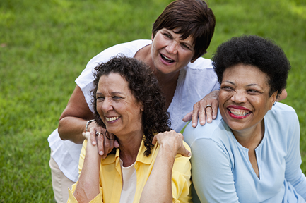 Lasting friendships with women around the world is a hallmark of Companions