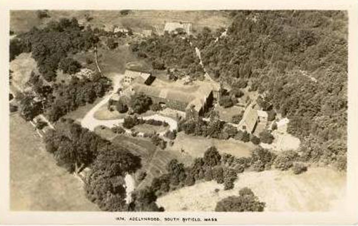 Adelynrood, a summer retreat for Companions in Byfield, Massachusetts